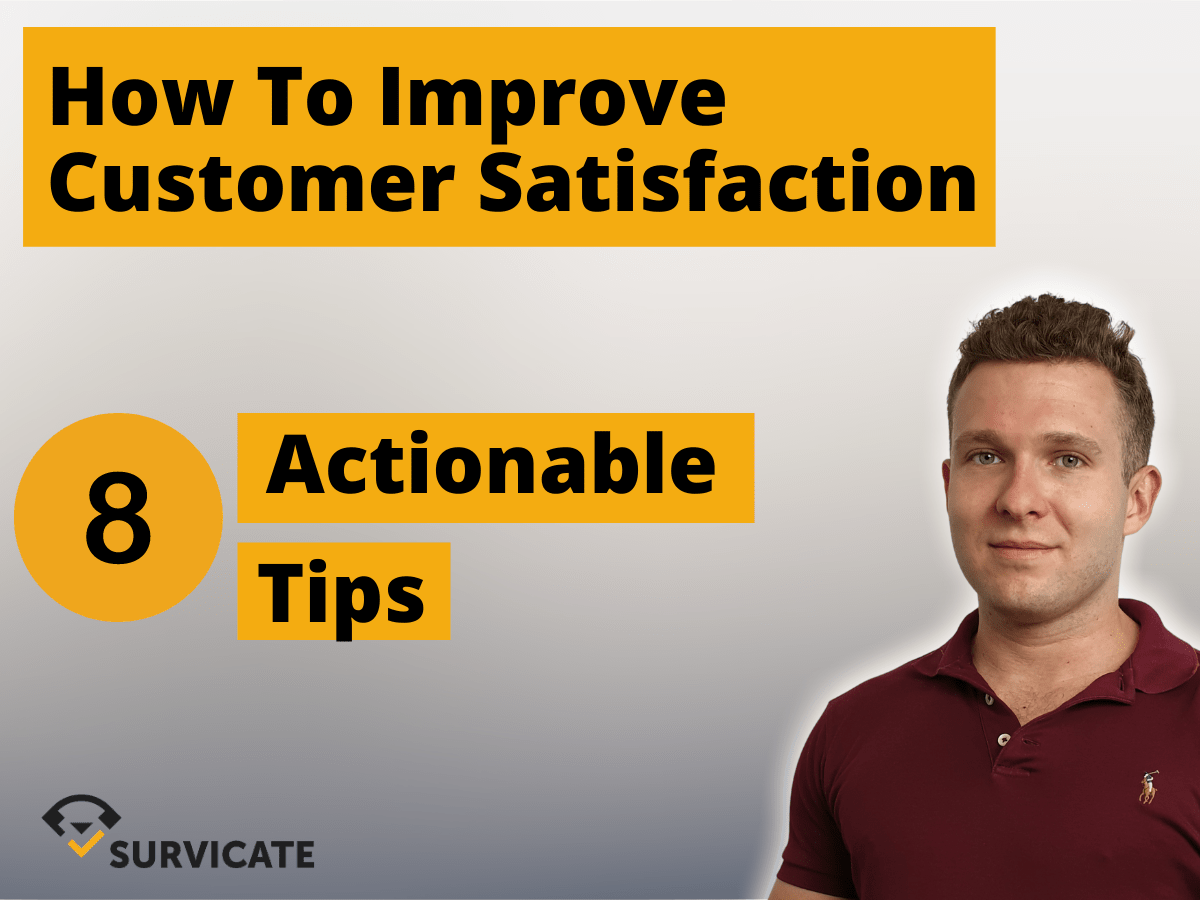 proven ways on how to improve customer satisfaction