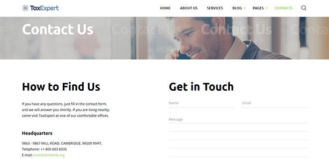 How To Create Perfect Contact Us Page
