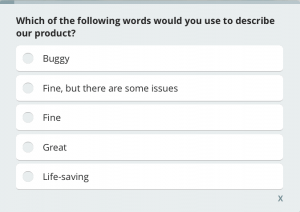 20 most popular customer satisfaction survey questions survicate