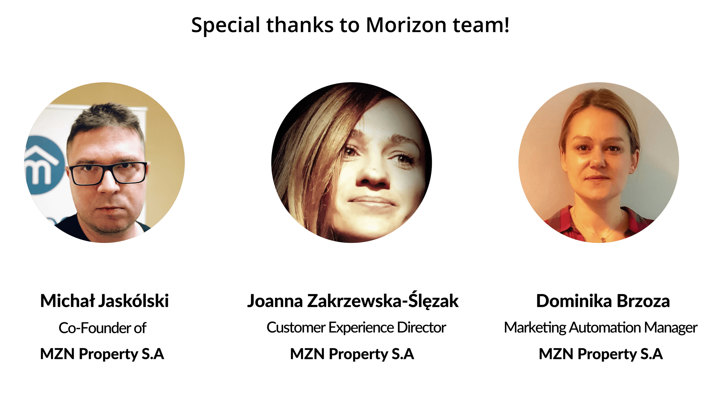Morizon Survicate Case Study Teams