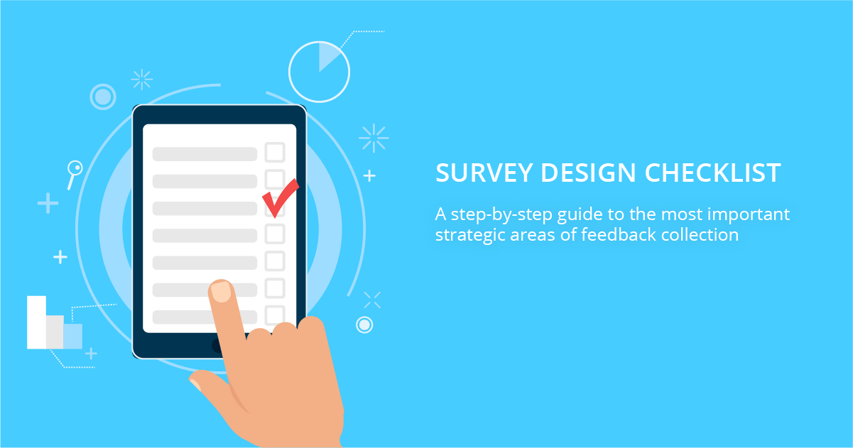 Survey Design Checklist: A Guide