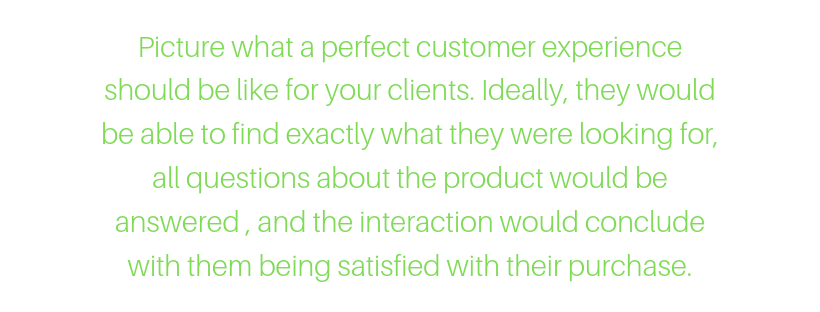 quotes about improving customer experience