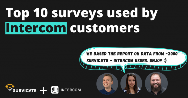 Top 10 Intercom Surveys Image Image